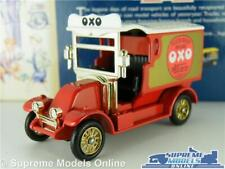 RENAULT TRUCK LORRY VAN MODEL OXO CUBES 1:64 SCALE APPROX DAYS GONE CUBE K8