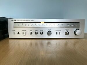 Rotel RX-400L Stereo Receiver, phono, fully tested, immaculate, 1980 Vintage