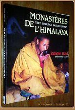 MONASTÈRES DE L'HIMALAYA, TIBET, BHOUTAN, LADAKH, SIKKIM - BOUDDHISME