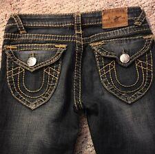 """True Religion Women's Jeans Size 28 Inseam 31"""""""