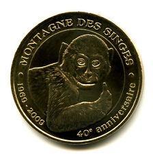 67 KINTZHEIM Montagne des singes 5, 1969-2009, 2010, Monnaie de Paris