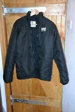 Helly Hansen black jacket men's size M