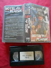 VHS (SECAM) Hôtel du plaisir pour SS (Casa privata per le SS) de Bruno Mattei VF