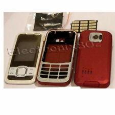 R26 FULL Cover Housing Battery Case For Nokia 7610 SuperNova Red New