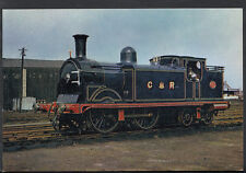Railways Postcard - Caledonian Railway Locomotive No.419 -   RR1444
