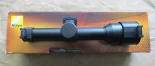 Nikon Force Xr 2x20 Eer/Ler Pistol Scope w/Box Nikoplex #8470