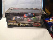 Hotwheels Pro Racing Richard Kyle Adam Petty Race Car Set New In 1998 Package