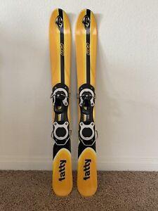 """K2 Fatty 35"""" Skis"""