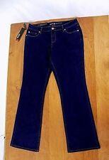 NWT Apt. 9 Women's Bootcut Modern Fit Dark Wash Jeans S 12 Sits Below Waist