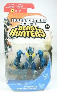 "Transformers Prime Beast Hunters Legion RIPPERSNAPPER 3"" Predacon toy figure NEW"