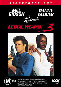 Lethal Weapon 03 (DVD, 2001)