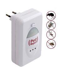 Pest Reject repelente mosquitos insectos hormigas Arañas polillas mariposa ratas