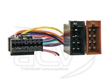 Sony 16 pins polos autoradio KFZ Radio Adaptador Conector ISO CD-CR 504mp cdx2500