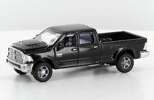 1/64 ERTL BLACK DODGE RAM 2500 PICKUP