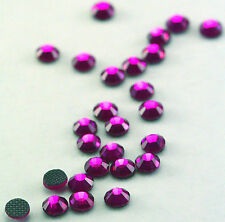 DMC  Rhinestones 720 pcs 16ss Fuchsia  Hotfix iron-on