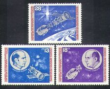 Bulgaria 1975 Space Link-up/Apollo/Soyuz/Astronauts/Rockets/Transport 3v n37282