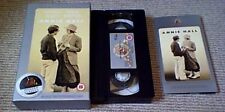 Annie Hall Uk Pal Vhs Video 1997 w/ Collectors Booklet Woody Allen Diane Keaton