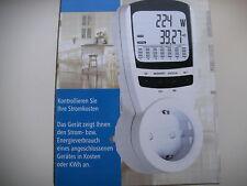 Stromkosten Messgerät Stromverbrauch Wattmeter NEU & OVP