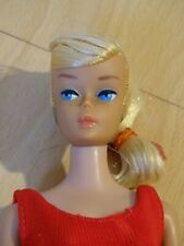 vintage  Swirl Ponytail Barbie  1964