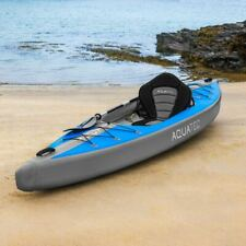 Kayaks Gonflables AquaTec [1/2 places]   Canoe Kayak Deluxe + Pagaie, Pompe, Sac