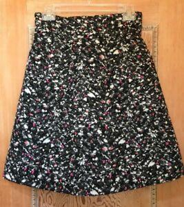 Proenza Schouler jacquard skirt size 4