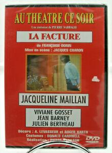 Au Théâtre ce soir - La Facture - Neuf (scellé)