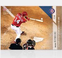 2018 Topps NOW MLB 425 Mark Reynolds 15th Player MLB History W/10 RBI Game