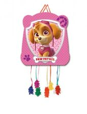 Pink Paw Patrol Piñata - Official Branded - Pull Sting Mask Loot/Party Game