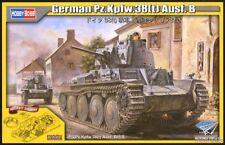 HOBBY BOSS 80141 1/35 German Panzer Kpfw.38(t) Ausf.B W/Full Interior Model Kit