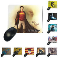 Personalized Customized Harry Potter Mouse Pad Mousepad PC Mat