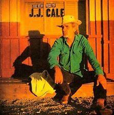 J.J. CALE VERY BEST CD NEW