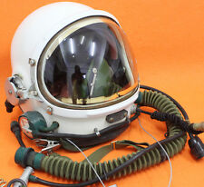 FLIGHT HELMET SPACESUIT AIRTIGHT ASTRONAUT FIGHTER PILOT HELMET 0802117
