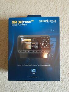 XM Sirius XDRC2V1 Xpress RCi & Vehicle Kit Satellite Radio New Open Box