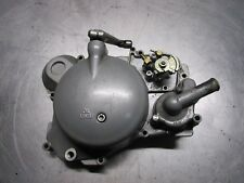 Derbi GPR 50 2009 engine/clutch case cover with oil pump, water pump,clutch arm
