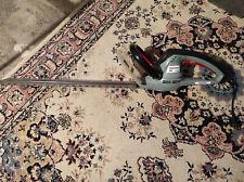 Heckenschere Pattfield PE-EHS 5560 elektrisch 550 W, defekt