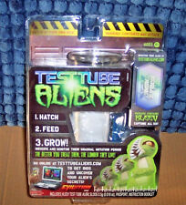 NEW WILD PLANET EVILUTION SERIES TEST TUBE ALIENS KLEEV HATCH FEED GROW AN ALIEN