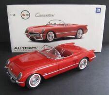 Chevrolet Corvette  1954  Autoart MILLENNIUM 71082  1:18  NEU  OVP