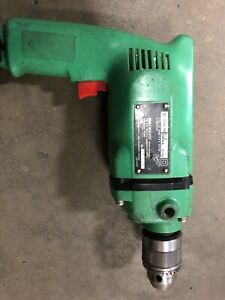 Hitachi 1/2 inch Reversible Corded Drill