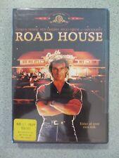 MGM DVD: Roadhouse Patrick Swayze NIP (1989)