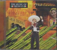 """The Music Of Mexico """"Various Artists"""" NEW & SEALED CD 1st Class Post From The UK"""