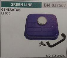 SERBATOIO BENZINA GENERATORE motogeneratore gruppo elettrogeno GREEN LINE LT950