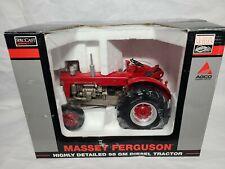 Massey Ferguson MF 98GM Diesel Tractor Firestone SpecCast SCT269 1:16 Scale NIB