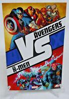 Avengers vs X-Men VS. 1 2 3 4 5 6 Babies Marvel Comics TPB Trade Paperback New