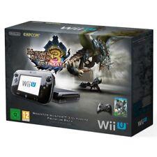 Wii U consolle 32 GB nero Monster Hunter 3 Premium Pak + gioco + Pro controller