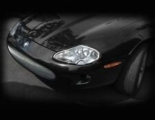 Jaguar XK8 & XKR Chrome Headlight Trim Finisher set