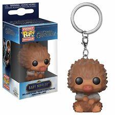Funko - POP Keychain: Fantastic Beasts 2 - Baby Niffler (Brown) Brand New In Box