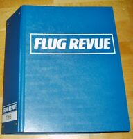 Flug Revue 1986 komplett 1-12 im Ordner Flugzeuge Zeitschrift Sammlung Jahrgang