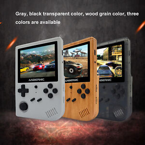 ANBERNIC RG351V Handheld Game Player 5000 Classic Games RK3326 Portable Retro