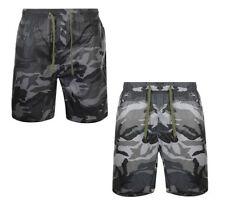 Camouflage Sports Regular Shorts for Men