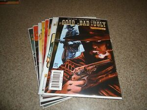 THE GOOD, THE BAD, AND THE UGLY COMPLETE SERIES 1-8